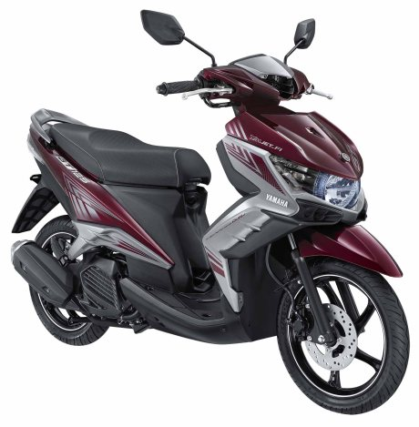New GT125 Eagle Eye Premium Purple
