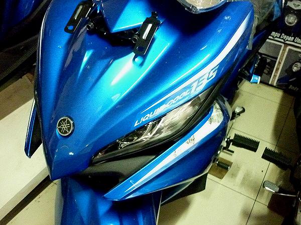 Yamaha Diam Diam Juga Menyegarkan Jupiter MX 2014 Dengan