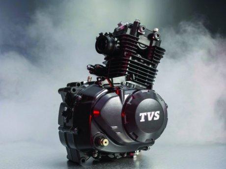 TVS Phoenix 125engine