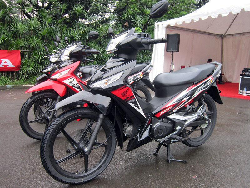 Tmcblog Com  U00bb Nih Gambar Jelas New Honda Supra X 125 Fi