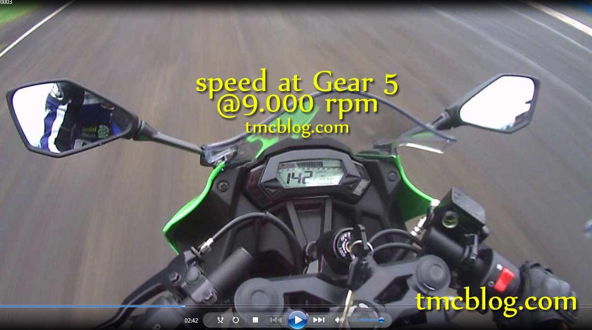 First Ride Impression 2014 Kawasaki Ninja RR Mono (Ninja