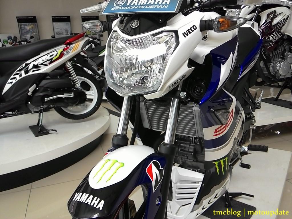 Kumpulan Gambar Yamaha New Vixion Modifikasi Full Fairing Ala