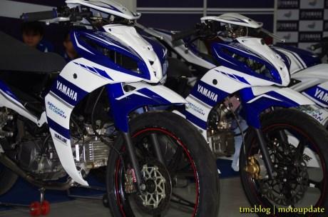 Detail Yamaha Jupiter Z1 Racing Yang Akan Disiapkan Untuk Motorix Dan Indoprix Apa Saja Bedanya Tmcblog Com