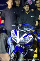 Launching_Yamaha_R15136
