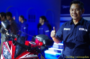 Launching_Yamaha_R1599
