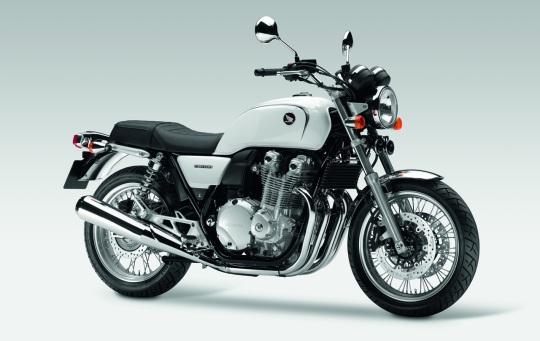 Honda CB1100, Retro Klasik Kalem Humanis