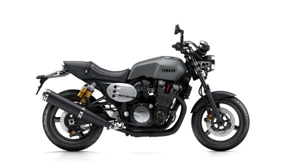 Yamaha XJR1300 2015, Classix Mix Modern